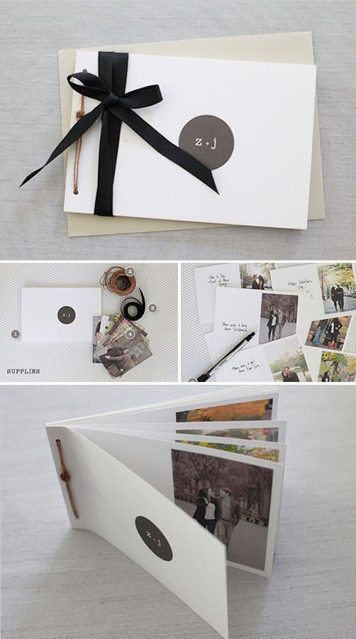 Álbum de vuestros recuerdos, scrapbook.