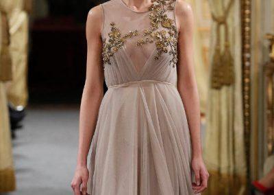 Detalle de vestido de Sedomir
