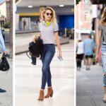 pantalones vaqueros fashion