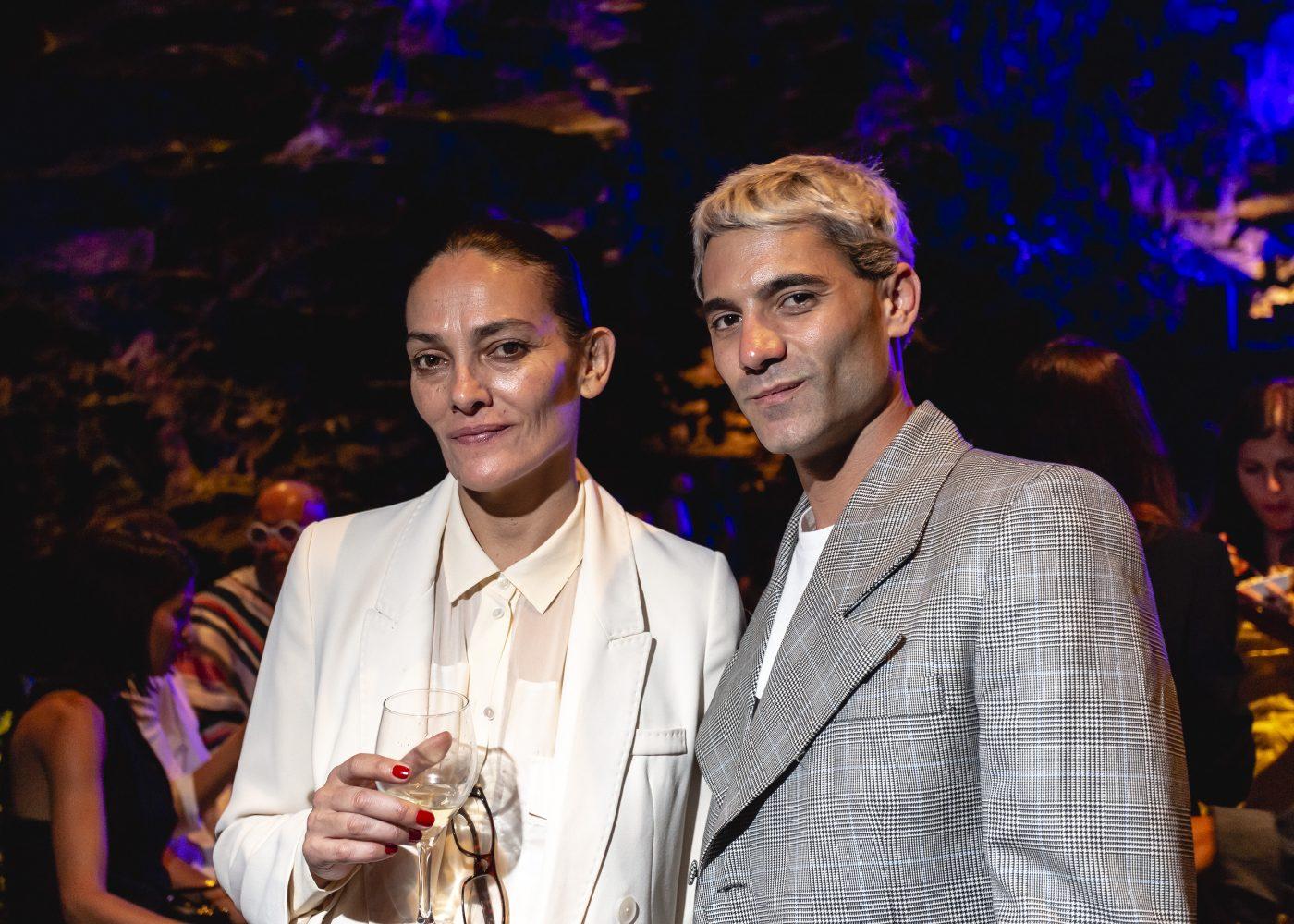 Laura Ponte y Marco Llorente