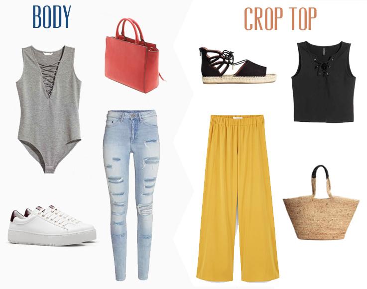 Cropy body