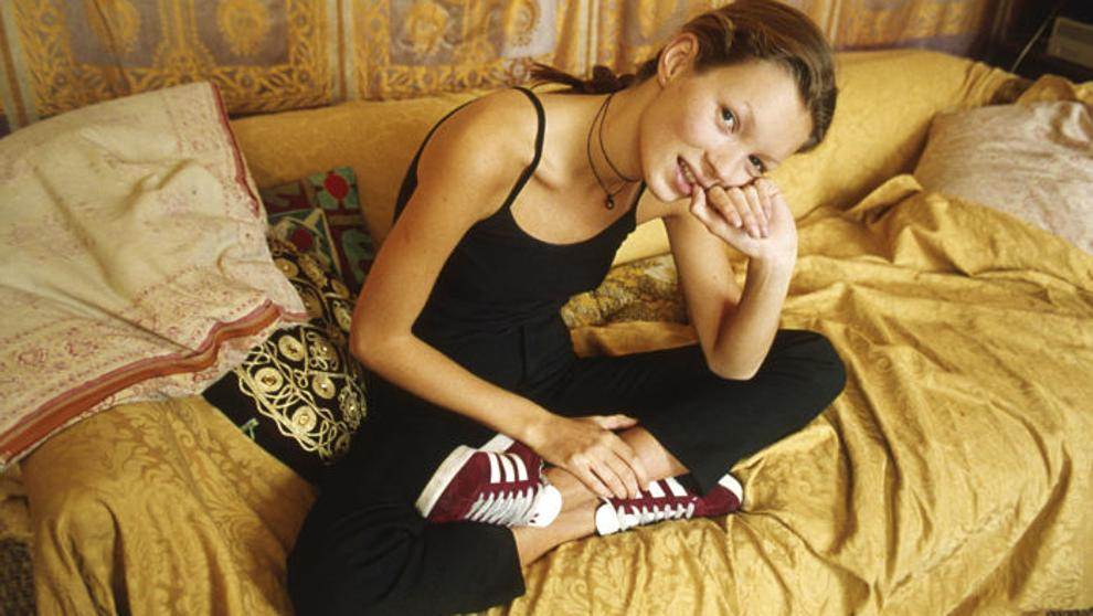 Kate Moss Adidas