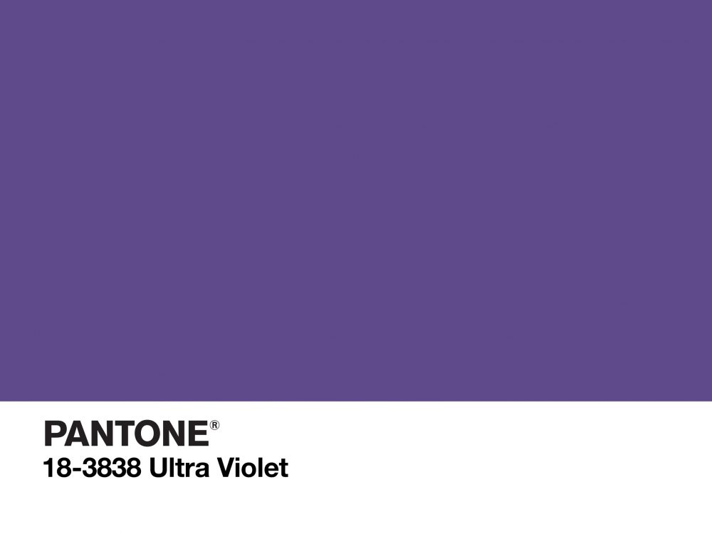 color ultra violet