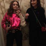 Jessica Barden para Gucci