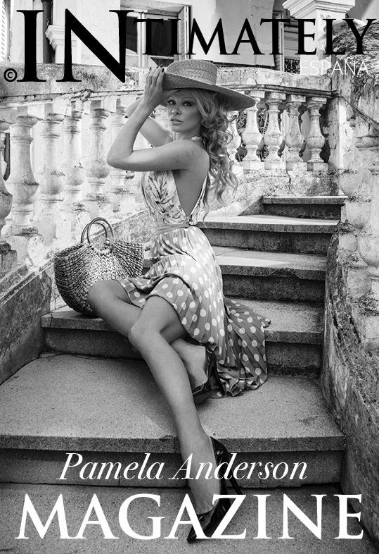 Intimately Magazine 19, en portada Pamela Anderson