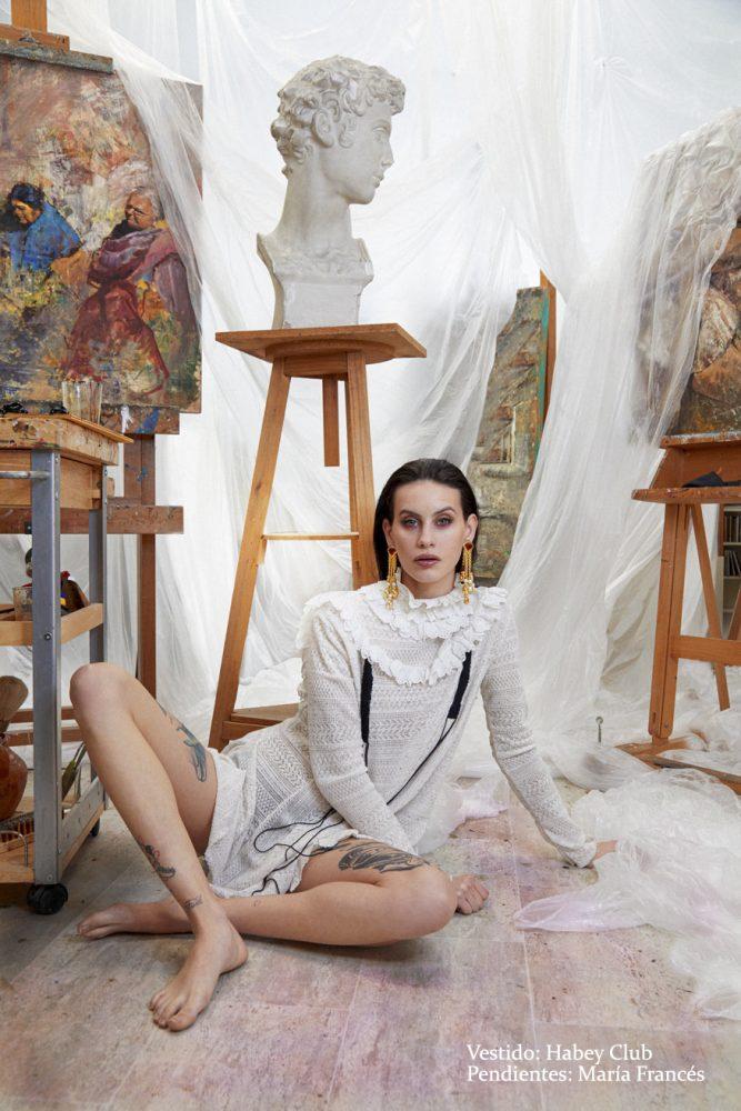 Entrevista Milena Smit para Intimately Magazine